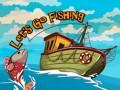 ऑनलाइन गेम्स Let`s go Fishing