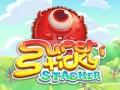 ऑनलाइन गेम्स Super Sticky Stacker