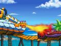 ऑनलाइन गेम्स Car Eats Car: Sea Adventure