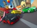 ऑनलाइन गेम्स Cartoon Mini Racing
