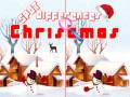 ऑनलाइन गेम्स Christmas Spot Differences