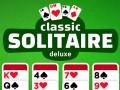 ऑनलाइन गेम्स Classic Solitaire Deluxe