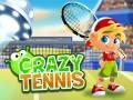 ऑनलाइन गेम्स Crazy Tennis