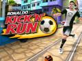 ऑनलाइन गेम्स Cristiano Ronaldo Kick`n`Run