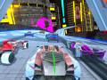 ऑनलाइन गेम्स Cyber Cars Punk Racing