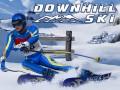 ऑनलाइन गेम्स Downhill Ski