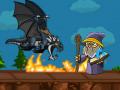 ऑनलाइन गेम्स Dragon vs Mage