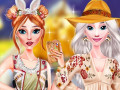 ऑनलाइन गेम्स Easter Glamping Trip