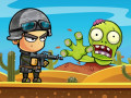 ऑनलाइन गेम्स Eliminate the Zombies