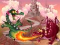 ऑनलाइन गेम्स Fairy Tale Dragons Memory
