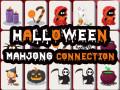 ऑनलाइन गेम्स Halloween Mahjong Connection