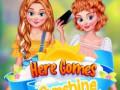 ऑनलाइन गेम्स Here Comes Sunshine