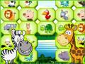 ऑनलाइन गेम्स Jungle Mahjong Deluxe