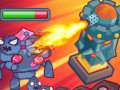 ऑनलाइन गेम्स King Rugni Tower Defense