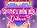 ऑनलाइन गेम्स Love Tester Deluxe