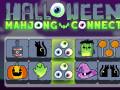 ऑनलाइन गेम्स Mahjong Connect Halloween