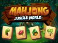 ऑनलाइन गेम्स Mahjong Jungle World