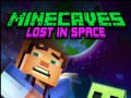 ऑनलाइन गेम्स Minecaves Lost in Space