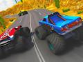 ऑनलाइन गेम्स Monster Truck Extreme Racing