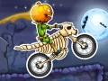 ऑनलाइन गेम्स Moto X3M Spooky Land