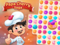 ऑनलाइन गेम्स Papa Cherry Saga
