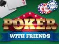 ऑनलाइन गेम्स Poker with Friends
