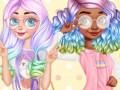 ऑनलाइन गेम्स Princesses Kawaii Looks and Manicure