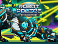 ऑनलाइन गेम्स Robot Police Iron Panther