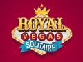 ऑनलाइन गेम्स Royal Vegas Solitaire
