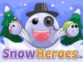 ऑनलाइन गेम्स SnowHeroes.io