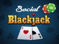 ऑनलाइन गेम्स Social Blackjack
