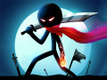 ऑनलाइन गेम्स Stickman Fighter: Space War