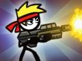ऑनलाइन गेम्स Stickman Peacekeeper
