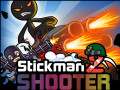ऑनलाइन गेम्स Stickman Shooter 2