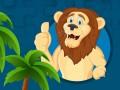 ऑनलाइन गेम्स Strong Lions Jigsaw