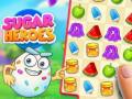 ऑनलाइन गेम्स Sugar Heroes