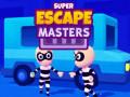 ऑनलाइन गेम्स Super Escape Masters