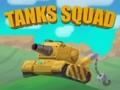 ऑनलाइन गेम्स Tanks Squad