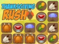 ऑनलाइन गेम्स Thanksgiving Rush